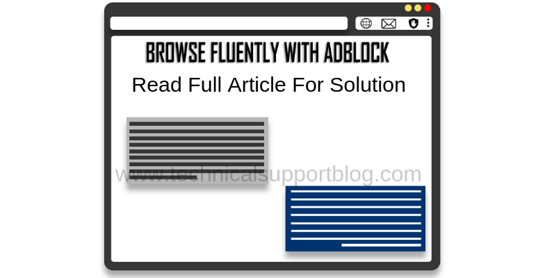 Browse fluently wit AdBlock Firefox